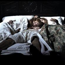 Sangue del mio sangue: Alba Rohrwacher e Pier Giorgio Bellocchio in un'immagine del film
