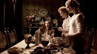 Sangue del mio sangue: Pier Giorgio Bellocchio e Alba Rohrwacher in una scena del film