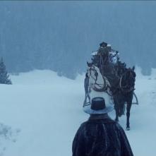The Hateful Eight: un momento del teaser trailer del film di Tarantino