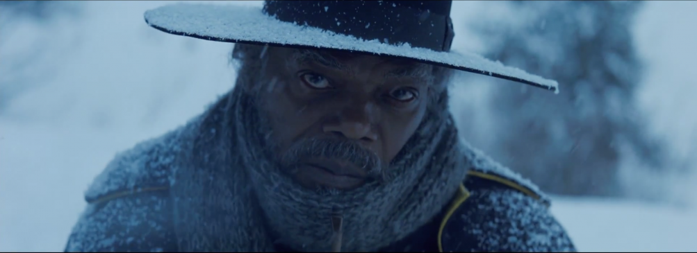 The Hateful Eight: Samuel L. Jackson nel teaser trailer del film di Tarantino