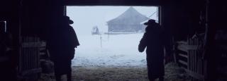 The Hateful Eight: un'immagine tratta dal teaser trailer del film di Tarantino