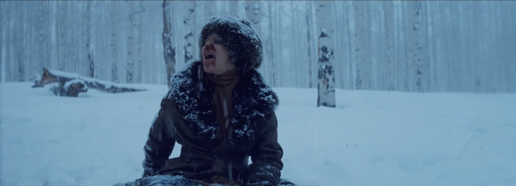 The Hateful Eight: una scena del teaser trailer del film di Tarantino