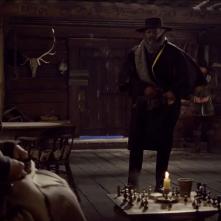 The Hateful Eight: Bruce Dern e Samuel L. Jackson nel teaser trailer del film di Tarantino