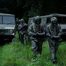 Un'immagine tratta da The Visit - Un incontro ravvicinato di Michael Madsen