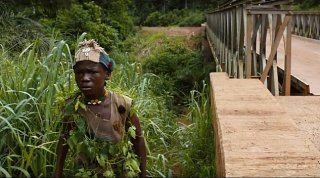 Beasts of No Nation: un fotogramma tratto dal film