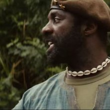 Beasts of No Nation: Idris Elba in un'immagine tratta dal film