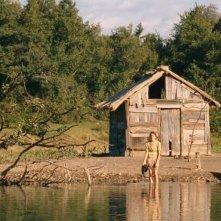 Corn Island: Mariam Buturishvili in un'immagine del film di George Ovashvili
