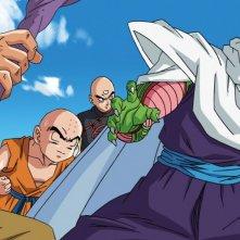 Dragon Ball Z - La resurrezione di 'F': un'immagine del film animato