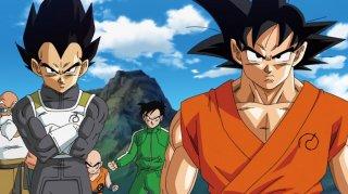Dragon Ball Z - La resurrezione di 'F': un momento precedente il combattimento