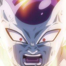 Dragon Ball Z - La resurrezione di 'F': un fotogramma del film animato