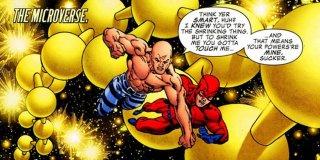 Il regno quantico nei fumetti Marvel
