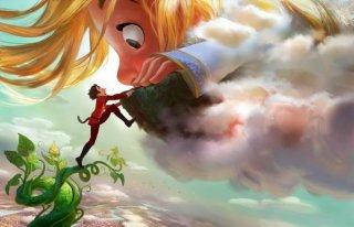 Gigantic: concept art del film