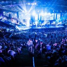 Esl Esports - Counter Strike: Global Offensive Finals Live: l'arena piena di spettatori per assistere alle live game sessions