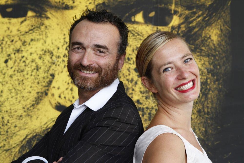 Olmo & the Seagull: una bella immagine di Olivia Corsini e Serge Nicolai a Locarno 2015
