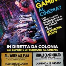 Locandina di Esl Esports - Counter Strike: Global Offensive Finals Live