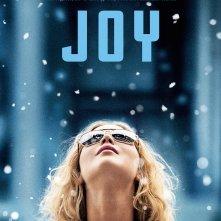 Il primo poster di Joy con Jennifer Lawrence