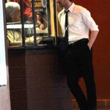 La La Land: Ryan Gosling sul set di Los Angeles