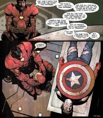 Death of Cap