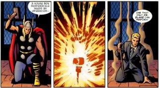 Thor è Donald Blake