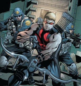 Hawkeye Unleashed