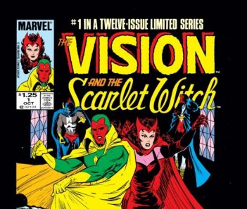 Vision/ Witch