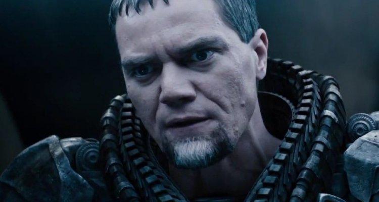 Batman V Superman: Michael Shannon conferma la presenza di Zod