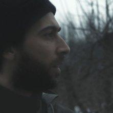 Banat (Il viaggio): un primo piano di Edoardo Gabbriellini