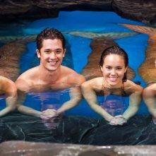 Mako Mermaids: il cast in una foto promozionale