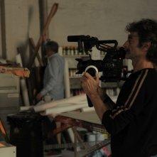 Milano 2015: Silvio Soldini in azione sul set del documentario