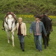 Cedar Cove: Teryl Rothery e Sebastian Spence nell'episodio Relations and Relationships