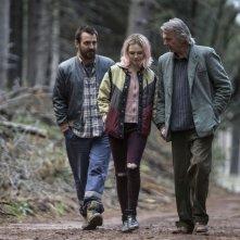 The Daughter: un'immagine del film con protagonisti Odessa Young e Sam Neill