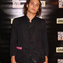 Fear the Walking Dead: Frank Dillane al junket americano della serie