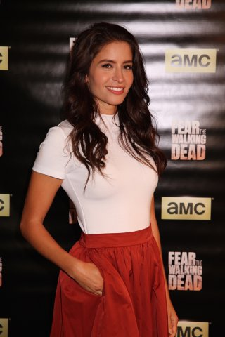 Fear the Walking Dead: Mercedes Mason al junket americano della serie