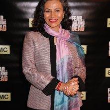 Fear the Walking Dead: Patricia Reyes Spíndola al junket americano della serie
