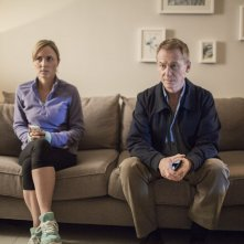 Looking for Grace: Richard Roxburgh e Radha Mitchell in un fotogramma del film