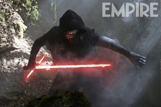 Star Wars: Episodio VII - Il Risveglio della Forza: una nuova immagine di Kylo Ren