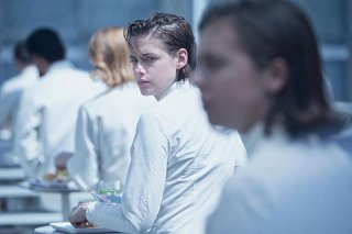 Equals: la protagonista Kristen Stewart in un'immagine del film fantascientifico