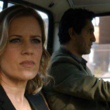 Fear The Walking Dead: Kim Dickens in una scena del pilot