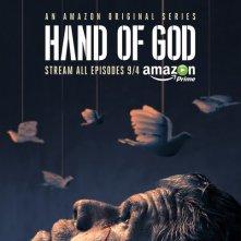 Hand of God: la locandina della serie