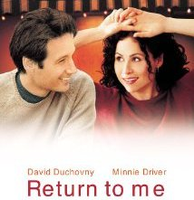 Locandina di Return to Me