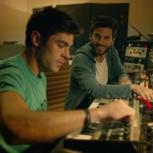 We Are Your Friends: Zac Efron e Wes Bentley nel film