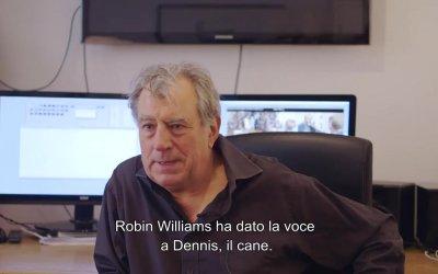 Featurette 'Il doppiaggio di Dennis' - Un'occasione da Dio