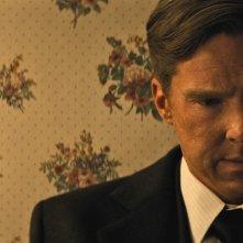 Black Mass - L'ultimo gangster: un primo piano di Benedict Cumberbatch