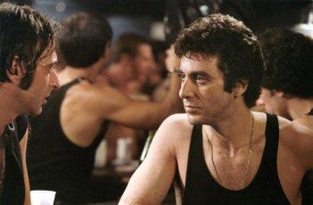 Cruising: Al Pacino in una scena del film di William Friedkin