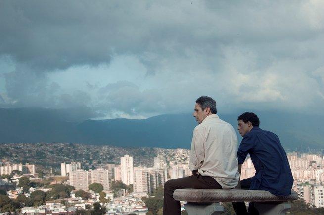 Desde allá: una suggestiva immagine tratta dal film