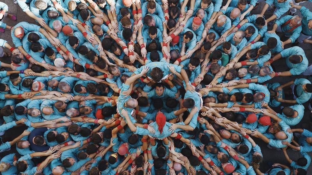 Human: una intrigante immagine tratta dal documentario di Yann Arthus-Bertrand