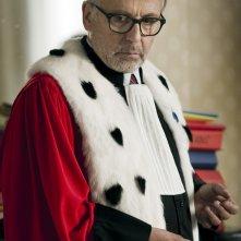 L'hermine: Fabrice Luchini in un fotogramma del film