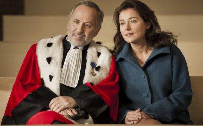 La corte: al Festival di Venezia l'ironia del giudice Fabrice Luchini