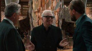 The Audition: Scorsese, DiCaprio e De Niro in una scena del cortometraggio