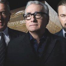 The Audition: un'immagine promozionale del cortometraggio diretto da Martin Scorsese